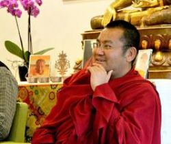 "Acharya Lama Kelsang Wangdi ""6th Shamarpa's Presentation of a Summary of the Common Teachings"""