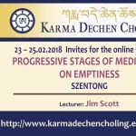 Progressive Stages of Meditation on Emptiness - Level IV - Shentong